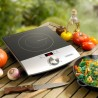 PLAQUE DE CUISSON A INDUCTION TACTILE AVEC AFFICHAGE LED INDUC1 KITCHENCOOK
